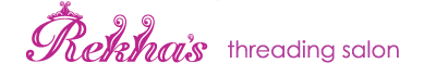 Rekha's Threading logo